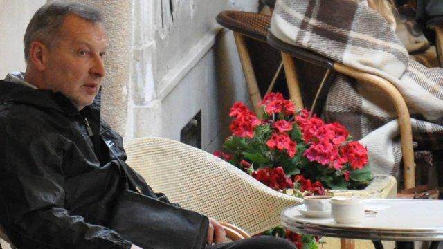 Помер відомий львівський галерист Юрко Бойко