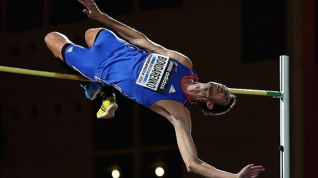 Український стрибун Богдан Бондаренко завоював срібло на етапі «Діамантової ліги»
