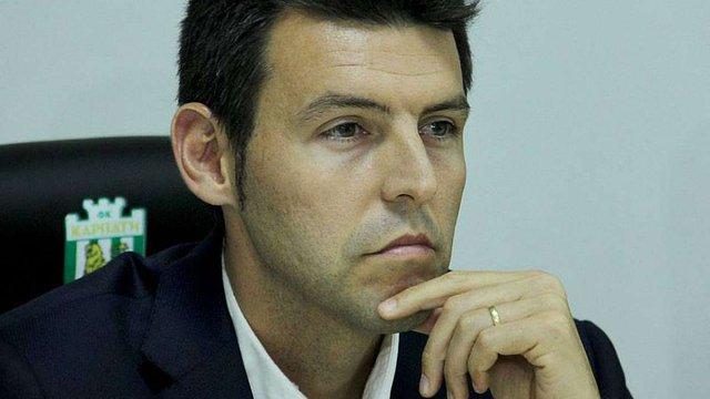 Львівські «Карпати» очолив іспанський тренер