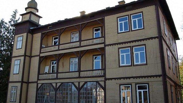 Історичну віллу у центрі Трускавця повернуть в комунальну власність