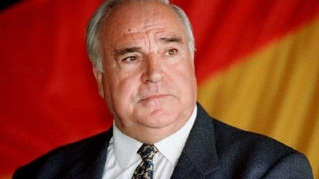 Помер колишній канцлер Німеччини Гельмут Коль