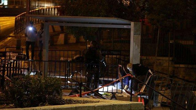 У центрі Єрусалима бойовики ІДІЛ напали на поліцейських