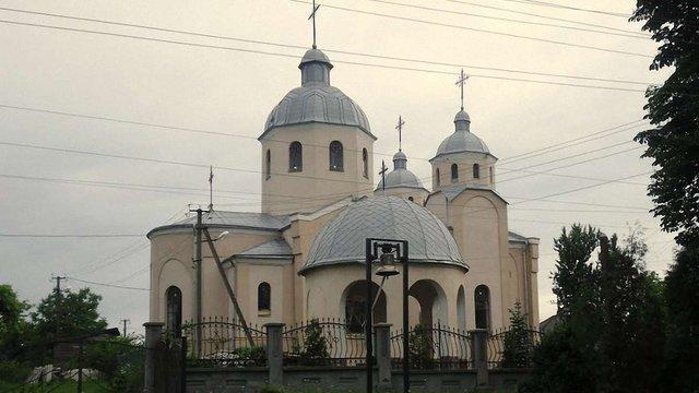 Стрийська єпархія УГКЦ заявила про захоплення церкви догналітами
