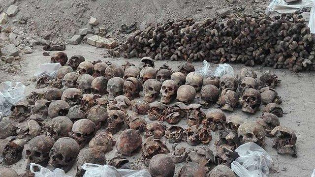У Луцьку завершили розкопки поховання жертв НКВС