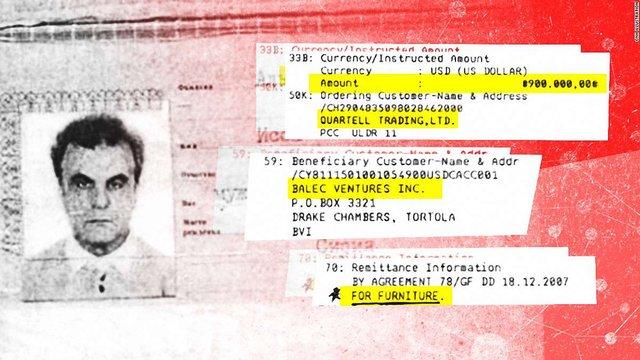 Вкрадені російською мафією гроші використовувалися для розробки хімічної зброї у Сирії