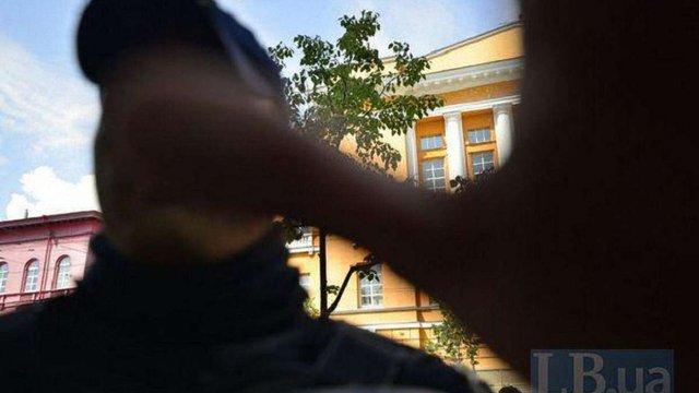 Поліцейські напали на фотокореспондента після Маршу рівності  у Києві