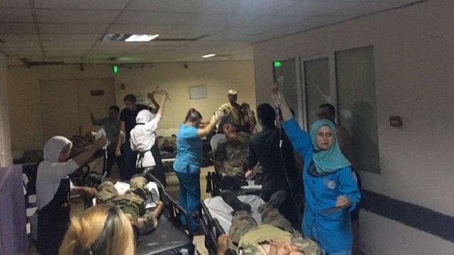 У Туреччині понад 700 військових госпіталізовані із харчовим отруєнням