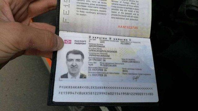 Поліція допитала кілера, який стріляв у чеченського вояка Адама Осмаєва