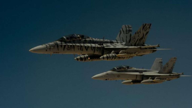 США збили сирійський винищувач, який бомбив позиції повстанців
