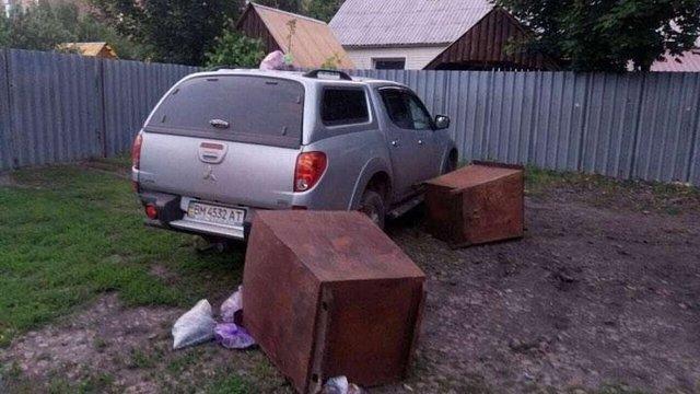 У Конотопі депутат облради влаштував стрілянину у міській лазні