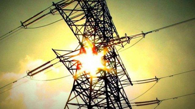 З початку року Україна збільшила експорт електроенергії на 40%