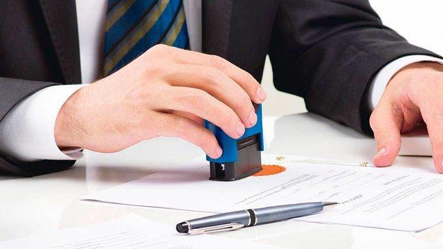 В Україні скасували обов'язкове використання печатки в бізнесі