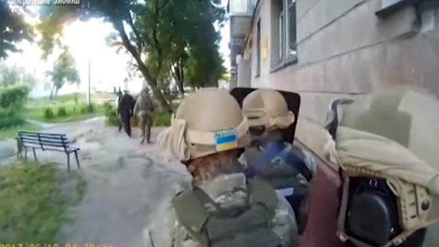 На Харківщині поліція і КОРД знешкодили небезпечну злочинну банду