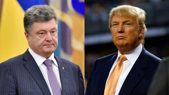 У Білому домі підтвердили зустріч Петра Порошенка і Дональда Трампа