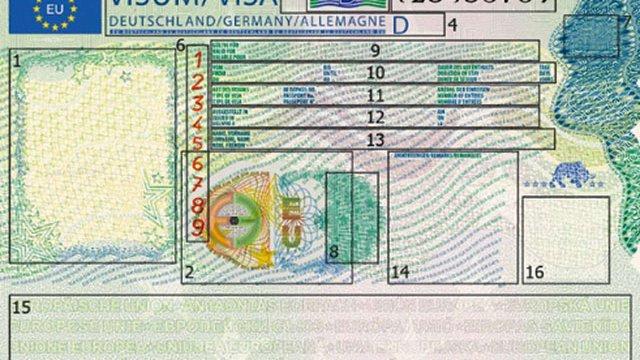 Рада ЄС запровадила новий дизайн шенгенської візи