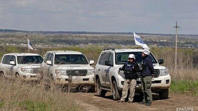 В ОБСЄ повідомили деталі про напад і обстріл спостерігачів СММ бойовиками «ДНР»