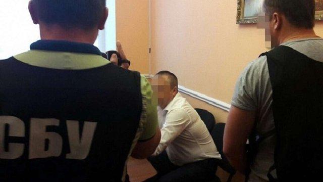МВС повідомило про затримання 25 підозрюваних у дестабілізації ситуації в Мелітополі