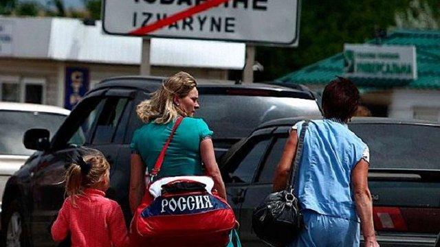 ДМС повідомила про збільшення в Україні політичних біженців з Росії