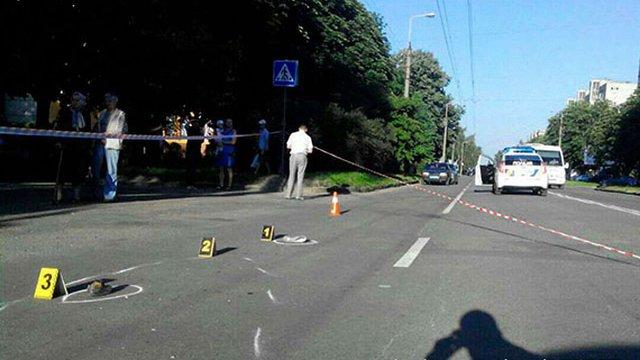 У Тернополі під колесами автомобіля загинув 3-річний хлопчик