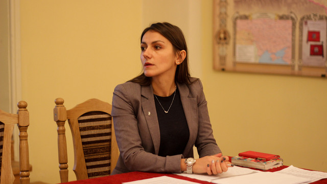 Голова департаменту культури ЛОДА звільнилась без пояснення причин