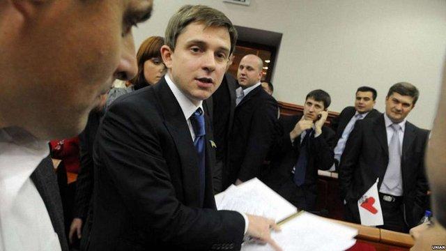 Генпрокурор вніс у парламент подання на нардепа Олеся Довгого