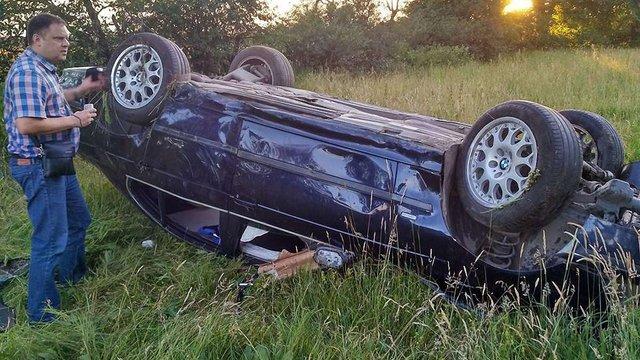В ДТП на Сокальщині загинув 20-річний юнак