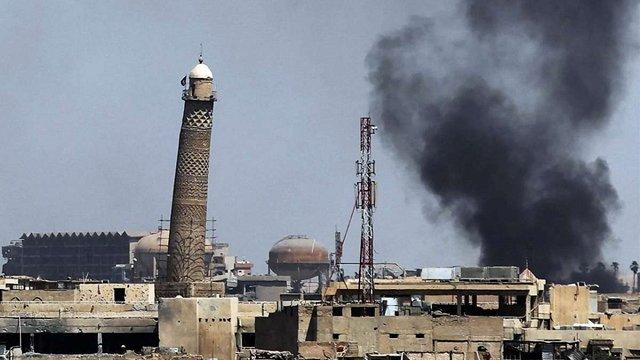 Терористи ІДІЛ підірвали в Іраку мечеть ХІІ століття