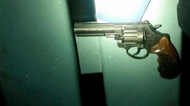 34-річний нетверезий львів'янин влаштував стрілянину на вул. Шевченка