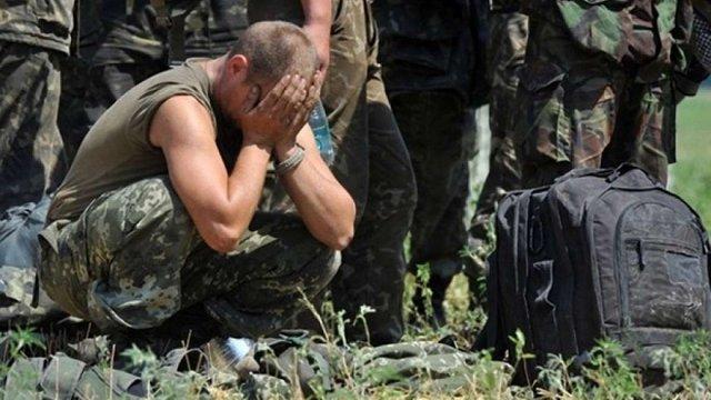Від початку АТО 500 військових скоїли самогубство після повернення додому