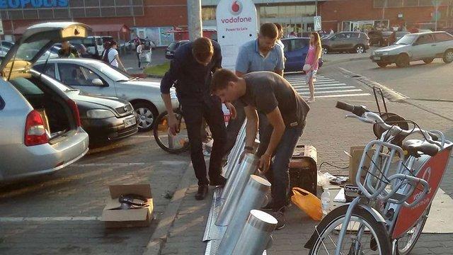 У Львові за два тижні почнуть працювати 17 нових станцій велопрокату Nextbike