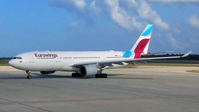 Німецький лоукостер Eurowings літатиме з України