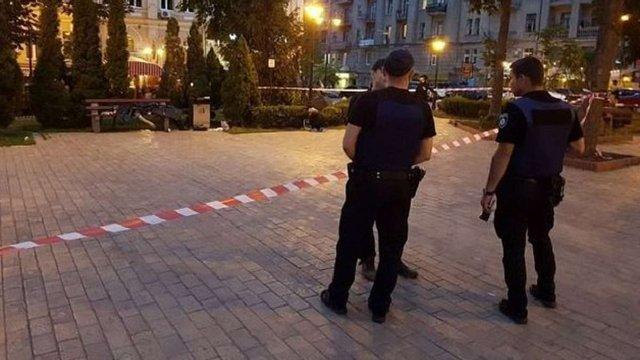 У центрі Києва зарізали учасника АТО