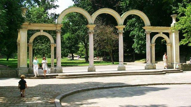 Стрийський парк у Львові ревіталізують коштом Єврокомісії