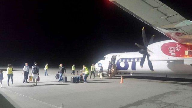 LOT запустив регулярне авіасполучення між Львовом та Познанню