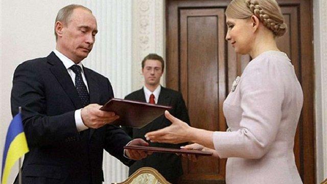 Тимошенко більше не посадять за газові угоди з Путіним, – Луценко