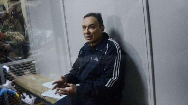 Підозрюваний у держзраді полковник Іван Без'язиков оголосив голодування
