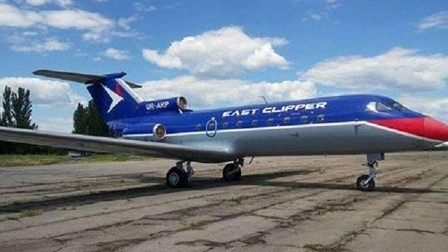 СЕТАМ безкоштовно віддає конфіскований літак для цивільної авіації