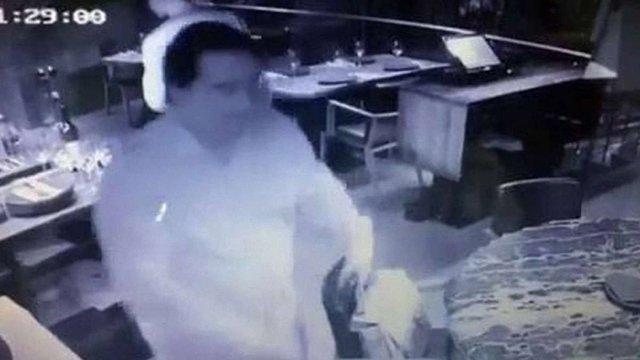 Прокуратура оприлюднила нове відео у справі вимагання хабара Гужвою
