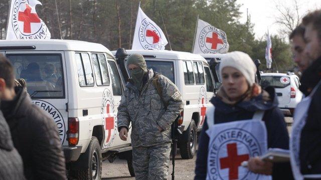 Червоний Хрест закликав створити зони екологічної безпеки на Донбасі