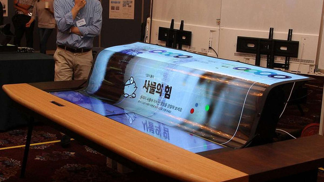 Компанія LG презентувала перший в світі прозорий 77-дюймовий OLED-дисплей