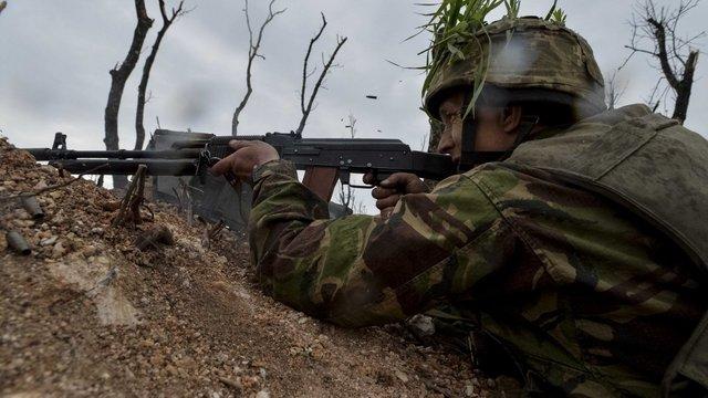 Українські бійці знешкодили диверсійну групу бойовиків на Донбасі