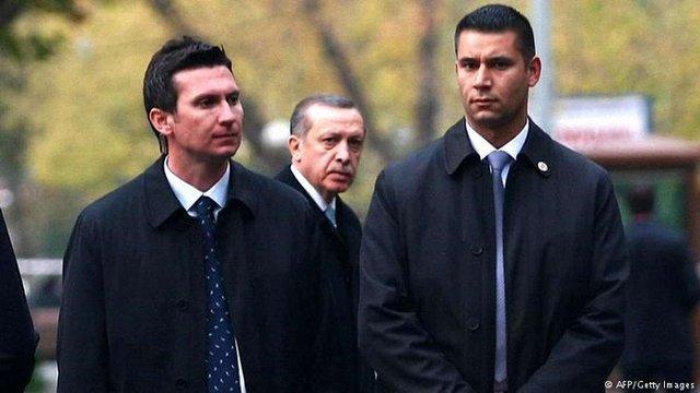 Уряд Німеччини заборонив охоронцям президента Туреччини в'їзд на саміт G20