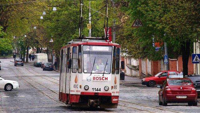 У середині липня трамвай №7 повернеться на Погулянку