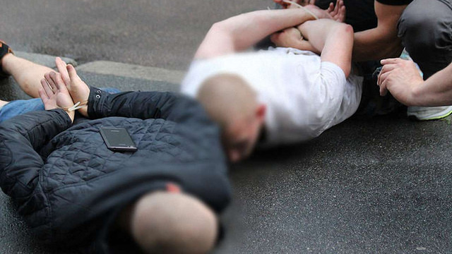 Офіс ВО «Батьківщина» у Києві  намагались підірвати троє львів'ян на замовлення спецслужб РФ