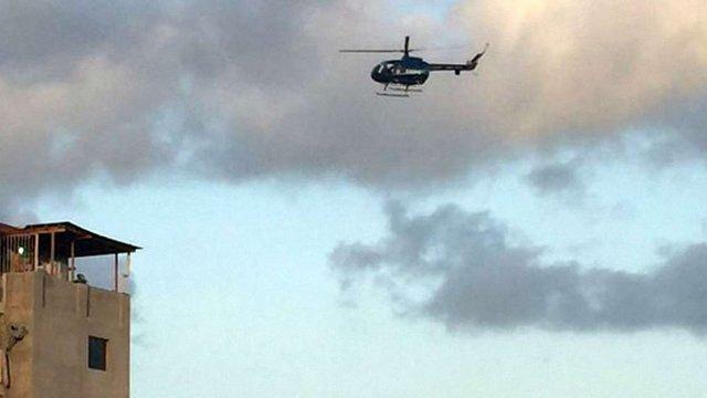 У Венесуелі протестувальники викрали вертоліт і атакували будівлю Верховного суду в столиці