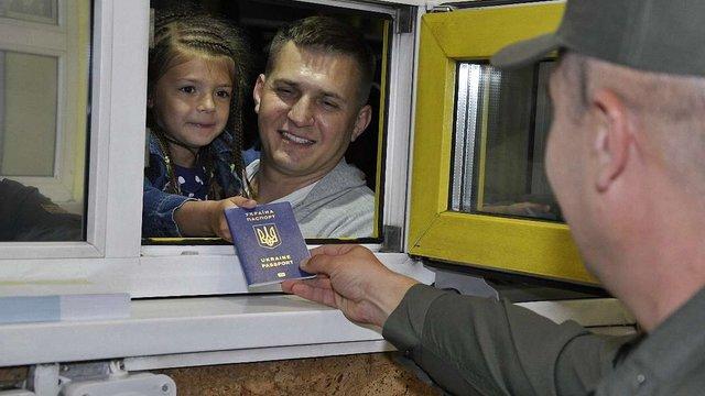 Із введенням безвізу потік туристів у країни ЄС через Закарпаття збільшився всього на 3%