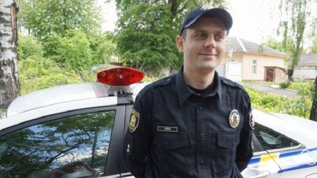 Заступником начальника патрульної поліції Львова став екс-начальник патрульних Тернополя