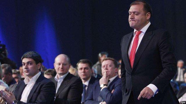 ВР отримала подання на зняття депутатської недоторканності з Михайла Добкіна