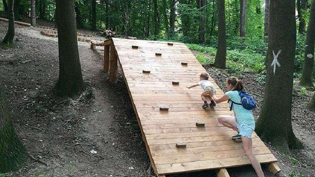 У Парку культури відкриють безкоштовне  «Пригодницьке містечко» для дітей