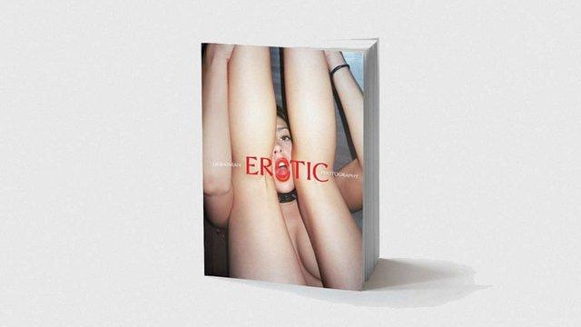 Видавництво «Основи» анонсувало англомовну книгу про українську еротичну фотографію